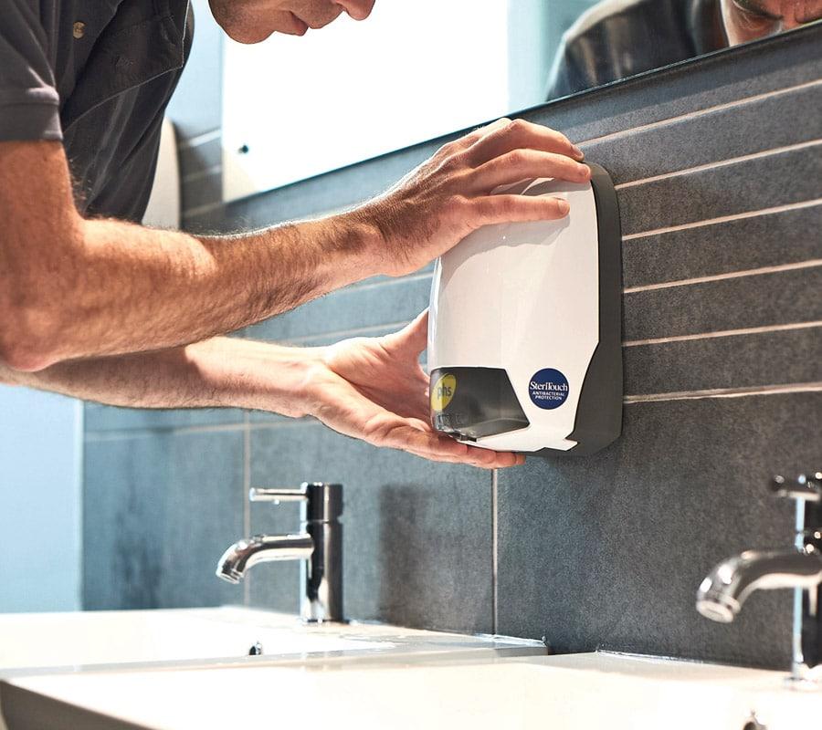 soluciones higiénicas