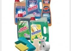 Productos Químicos, Celulosa y Utensilios de limpieza