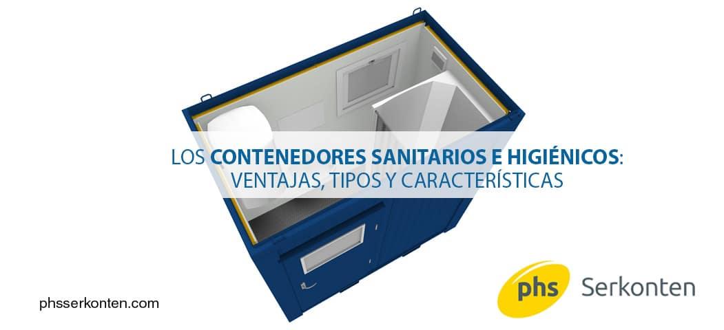 contenedores SANITARIOS