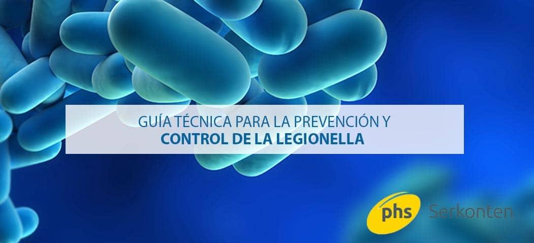 Control de la Legionella