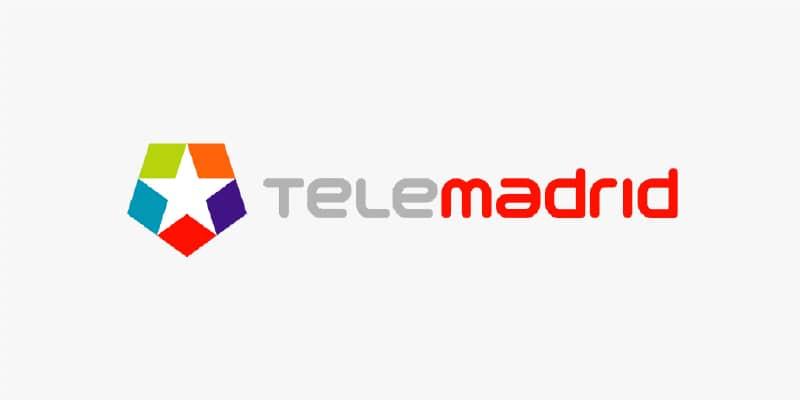 Logo Telemadrid a color . PHS Serkonten en medios de Comunicación