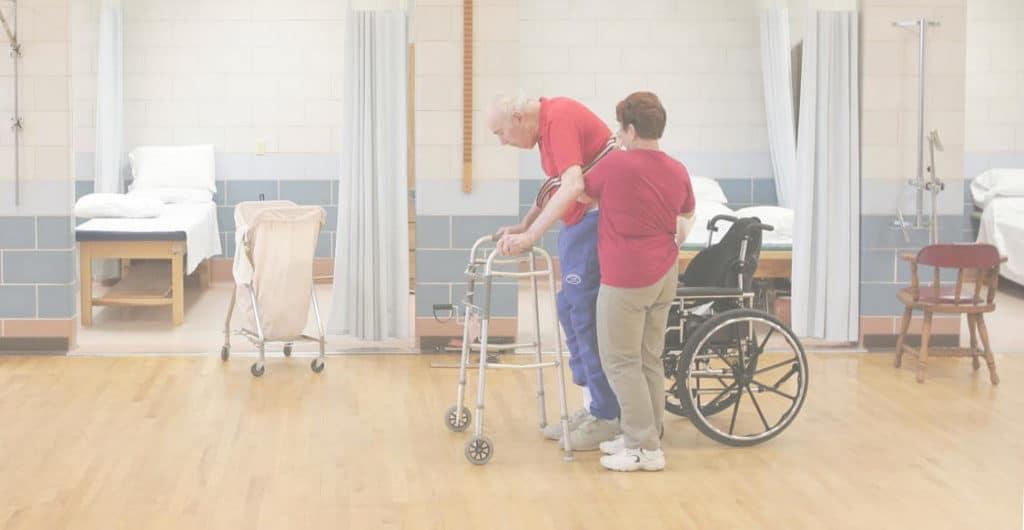 limpieza de geriatricos