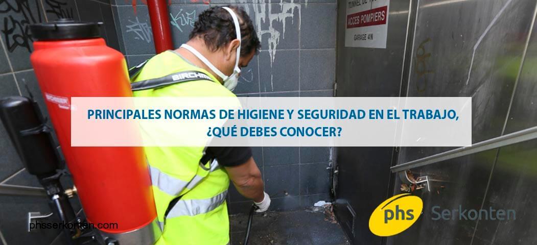 higiene y seguridad laboral