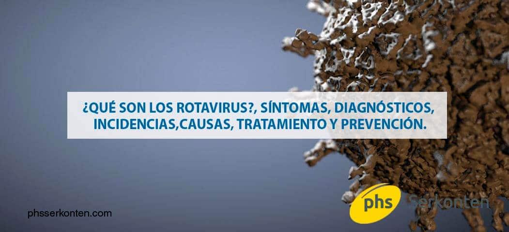 que son los rotavirus