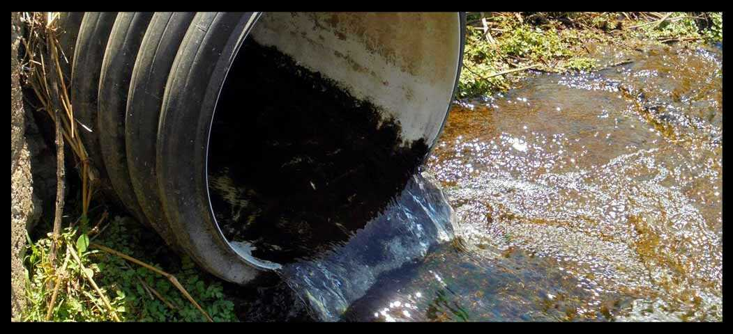higiene ambiental depurado de agua