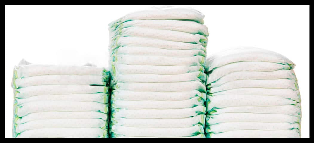 Recambios de papelera para pañales