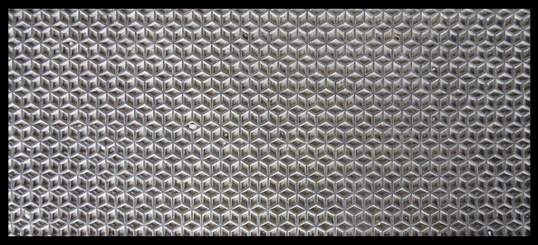 Textura caucho o poliuretano tapete antifatiga PHS Serkonten