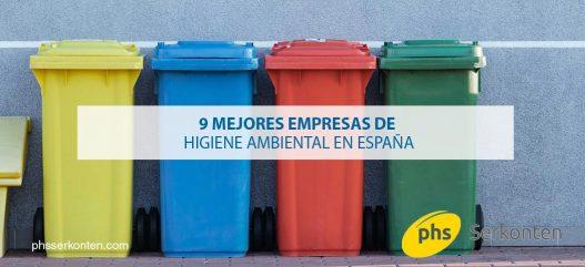empresas de higiene ambiental